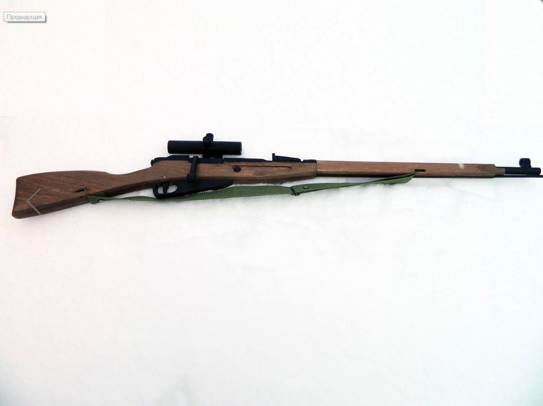 Макет снайперской винтовки Мосина