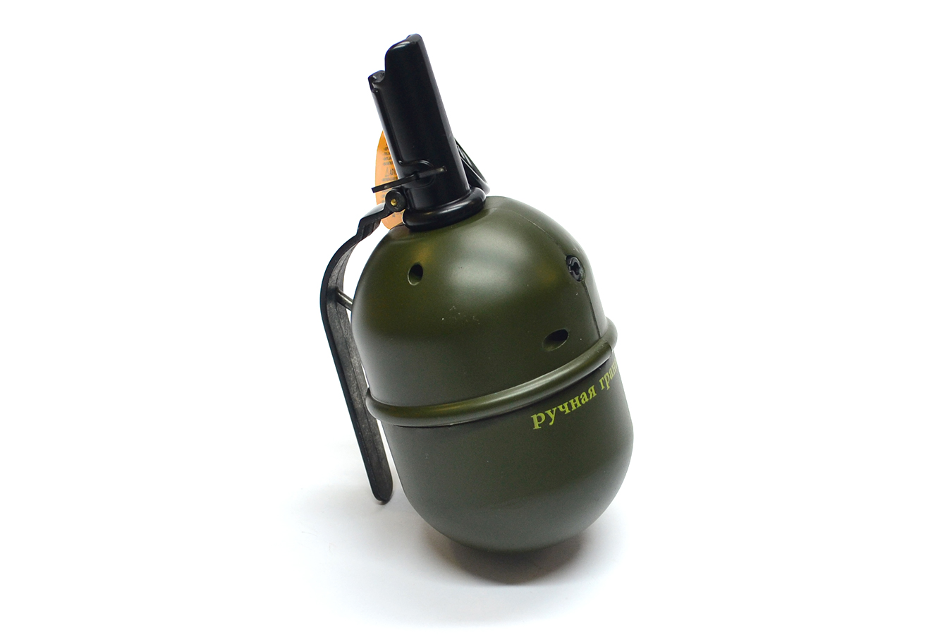 Зажигалка в виде гранаты РГД-5, с пепельницей