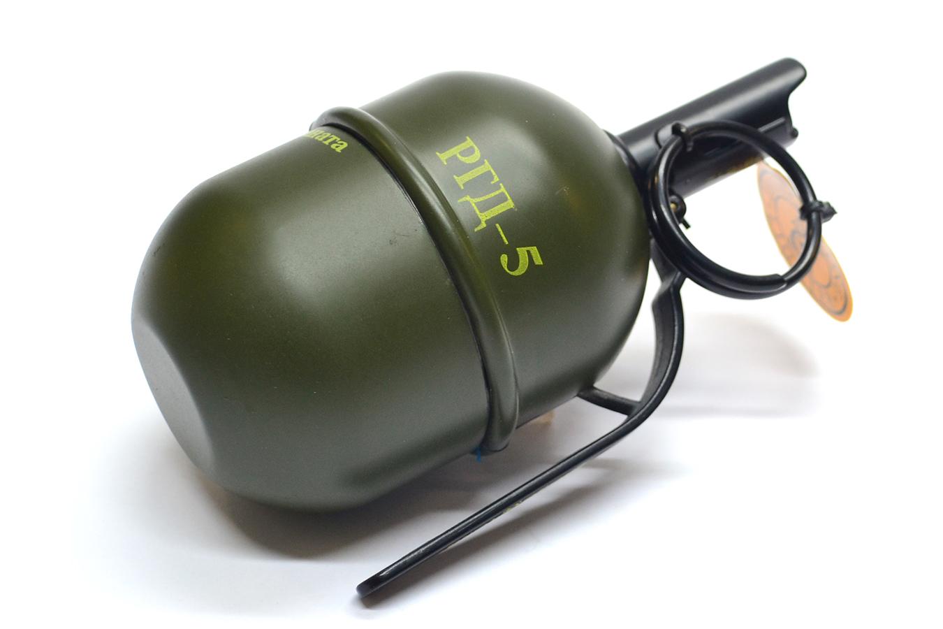 Зажигалка граната РГД-5 изображение 1