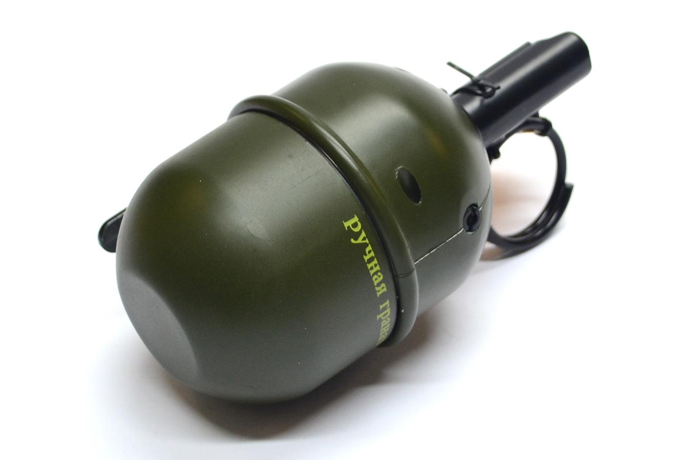 Зажигалка граната РГД-5 изображение 3