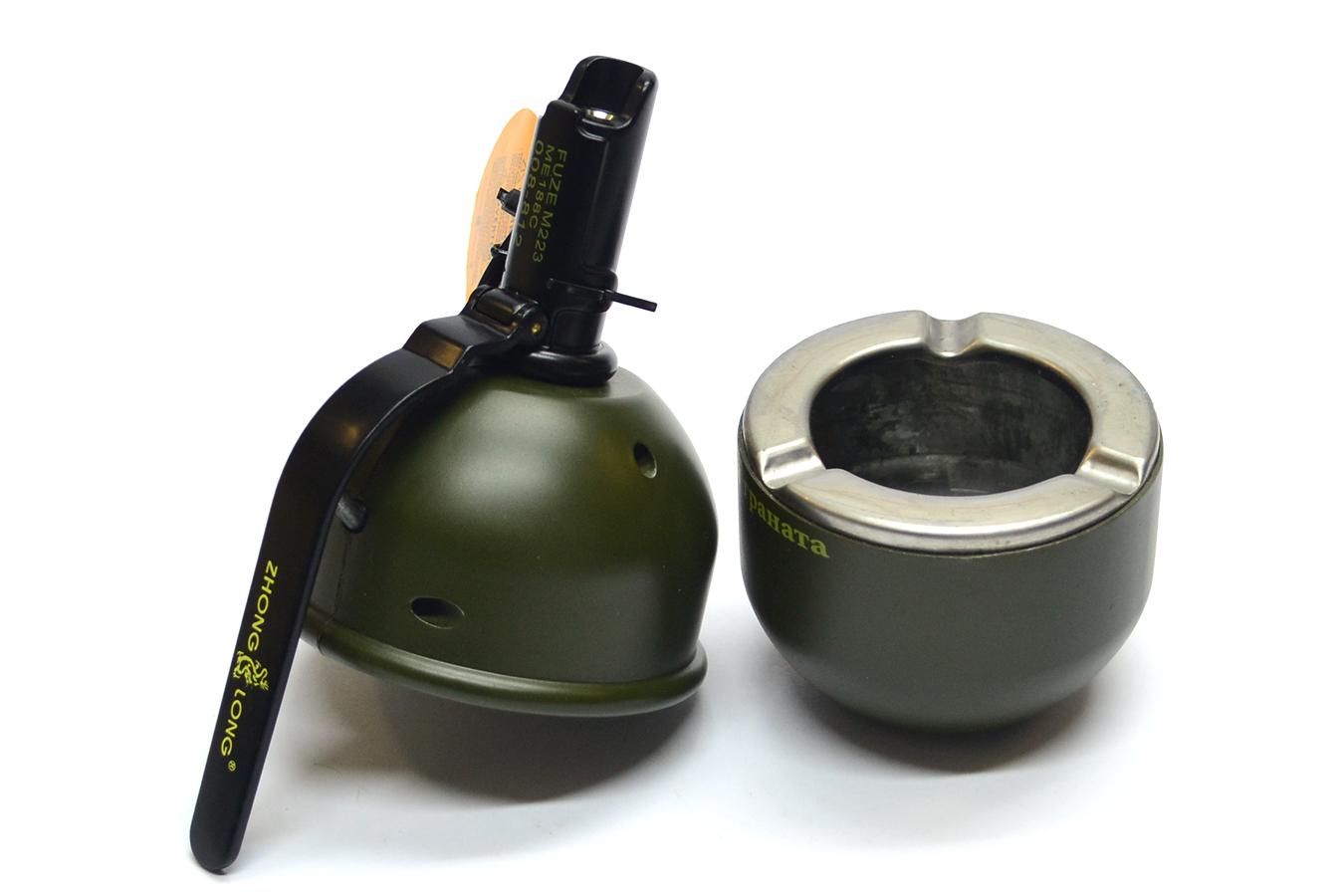 Зажигалка граната РГД-5 изображение 4