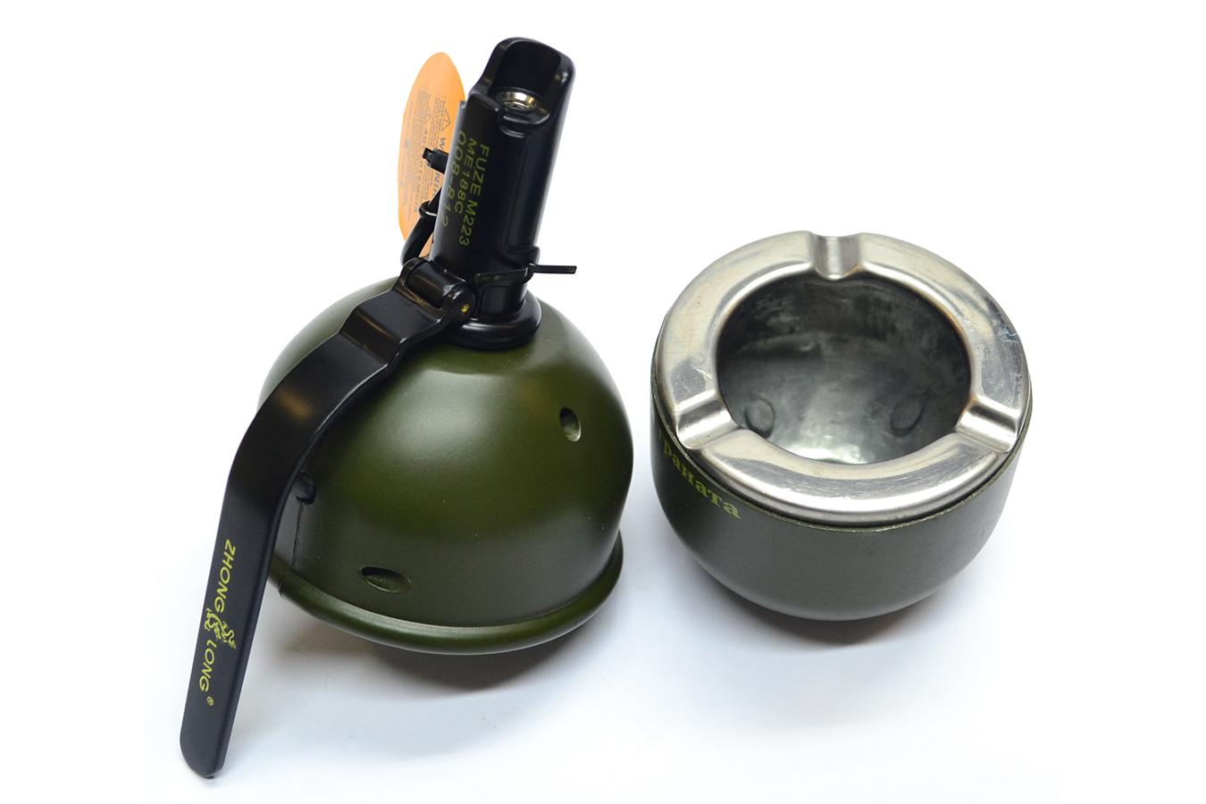 Зажигалка граната РГД-5 изображение 5