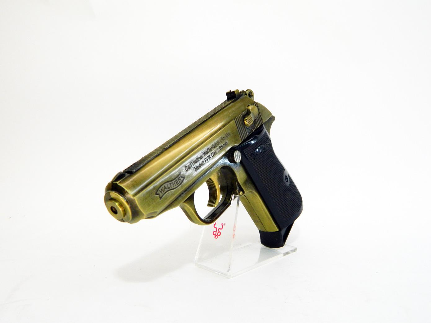 Пистолет Walther PPK/S бронза изображение 0