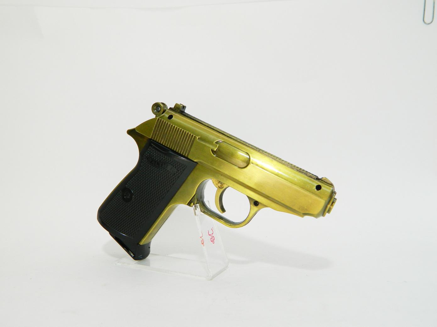 Пистолет Walther PPK/S бронза изображение 1