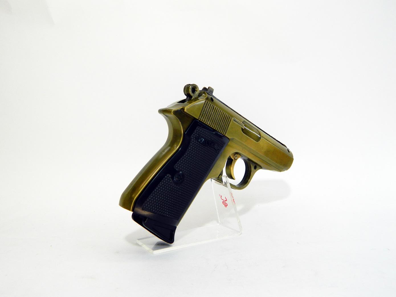 Пистолет Walther PPK/S бронза изображение 2