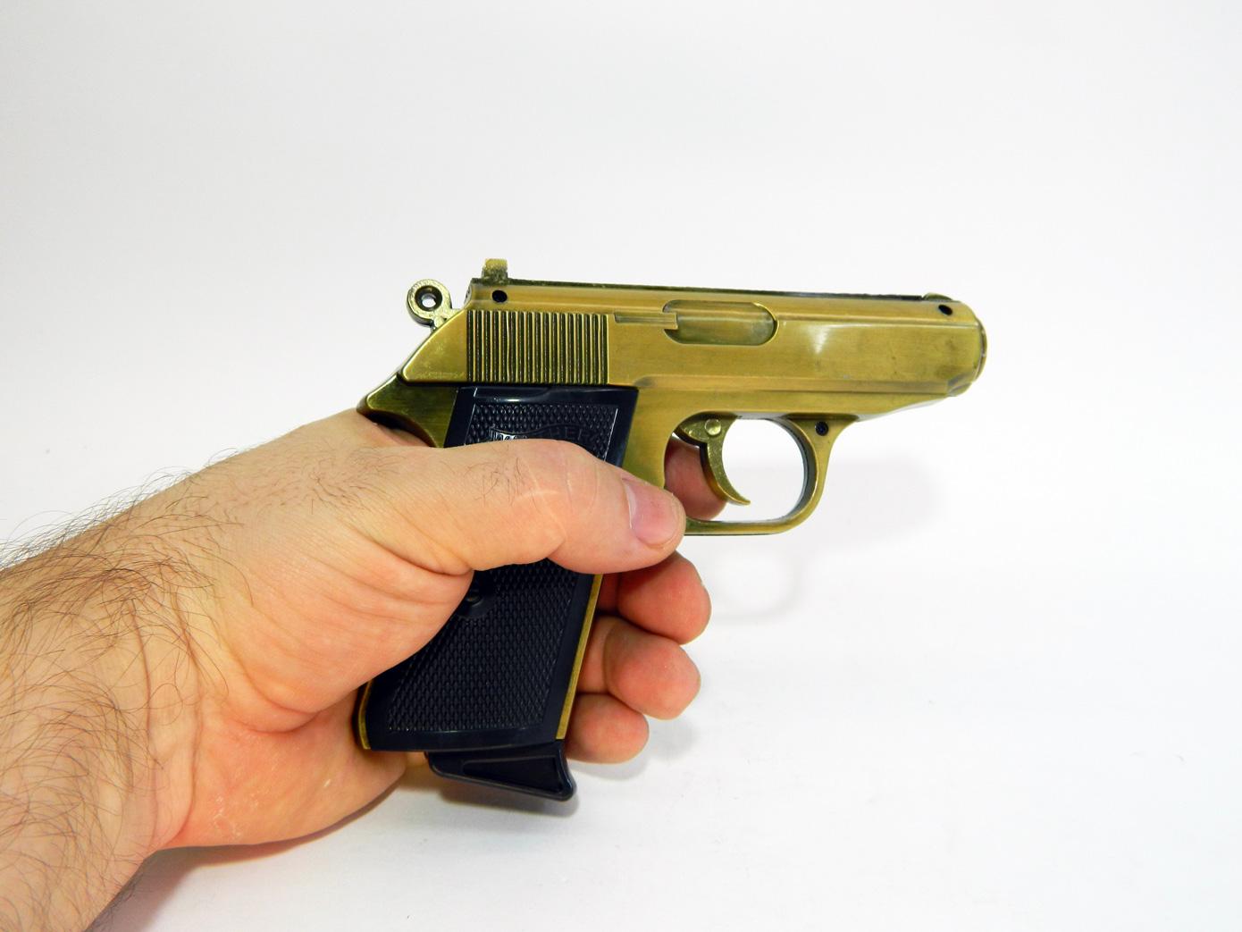 Пистолет Walther PPK/S бронза изображение 3