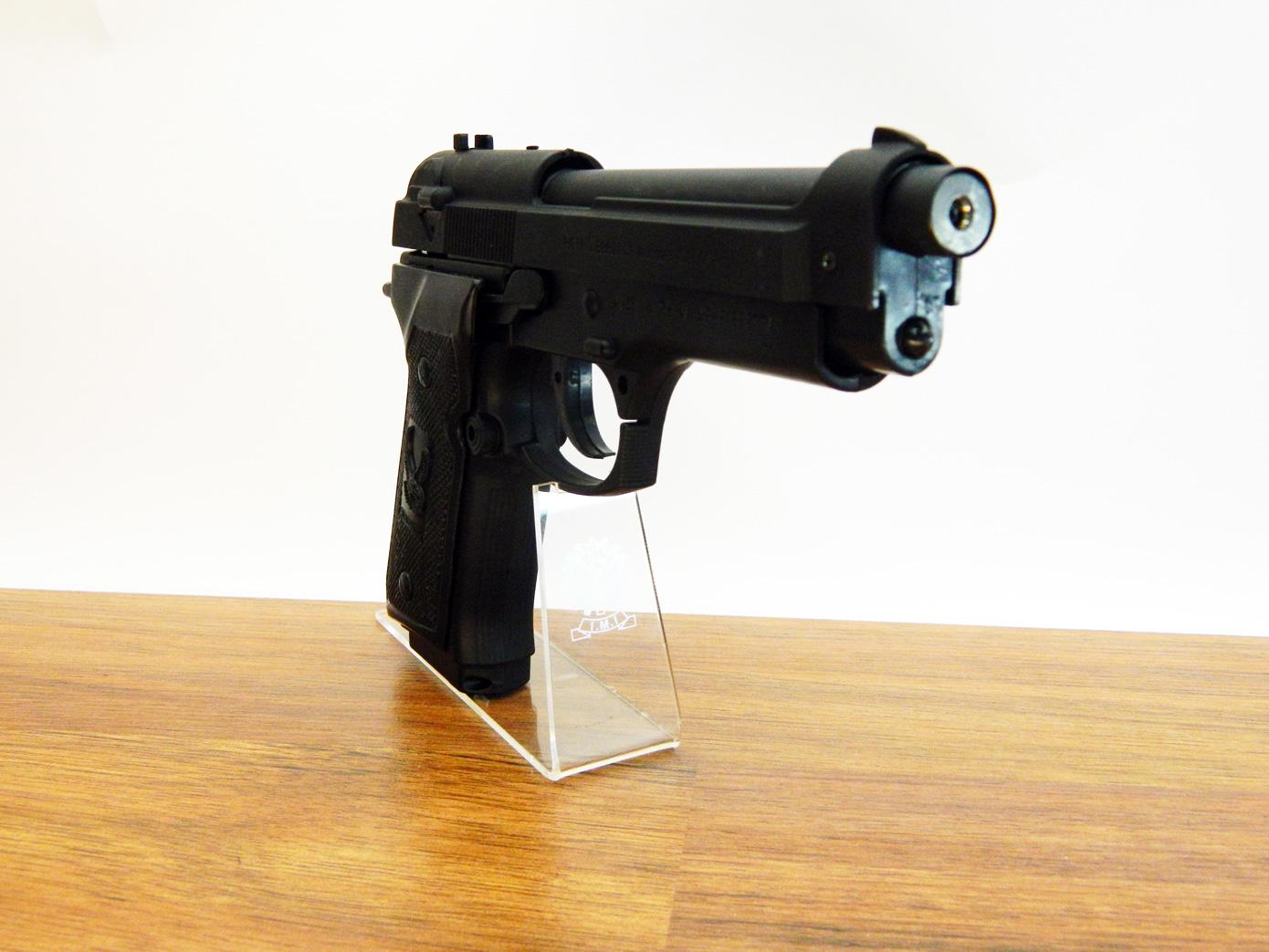 Пистолет Beretta F92 Black изображение 0