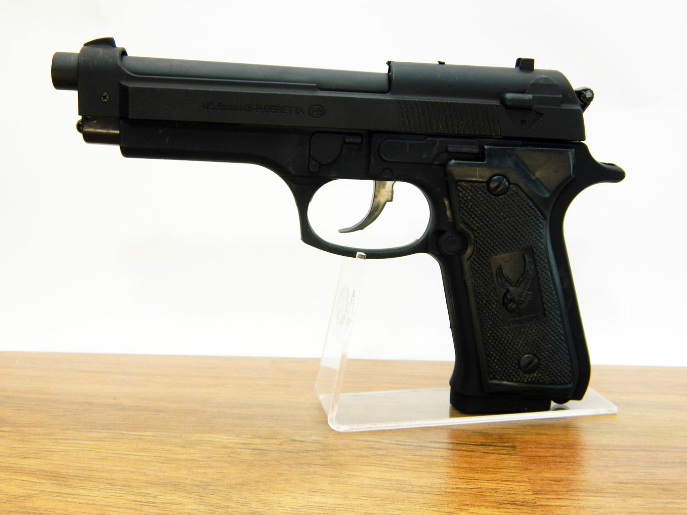 Пистолет Beretta F92 Black изображение 1