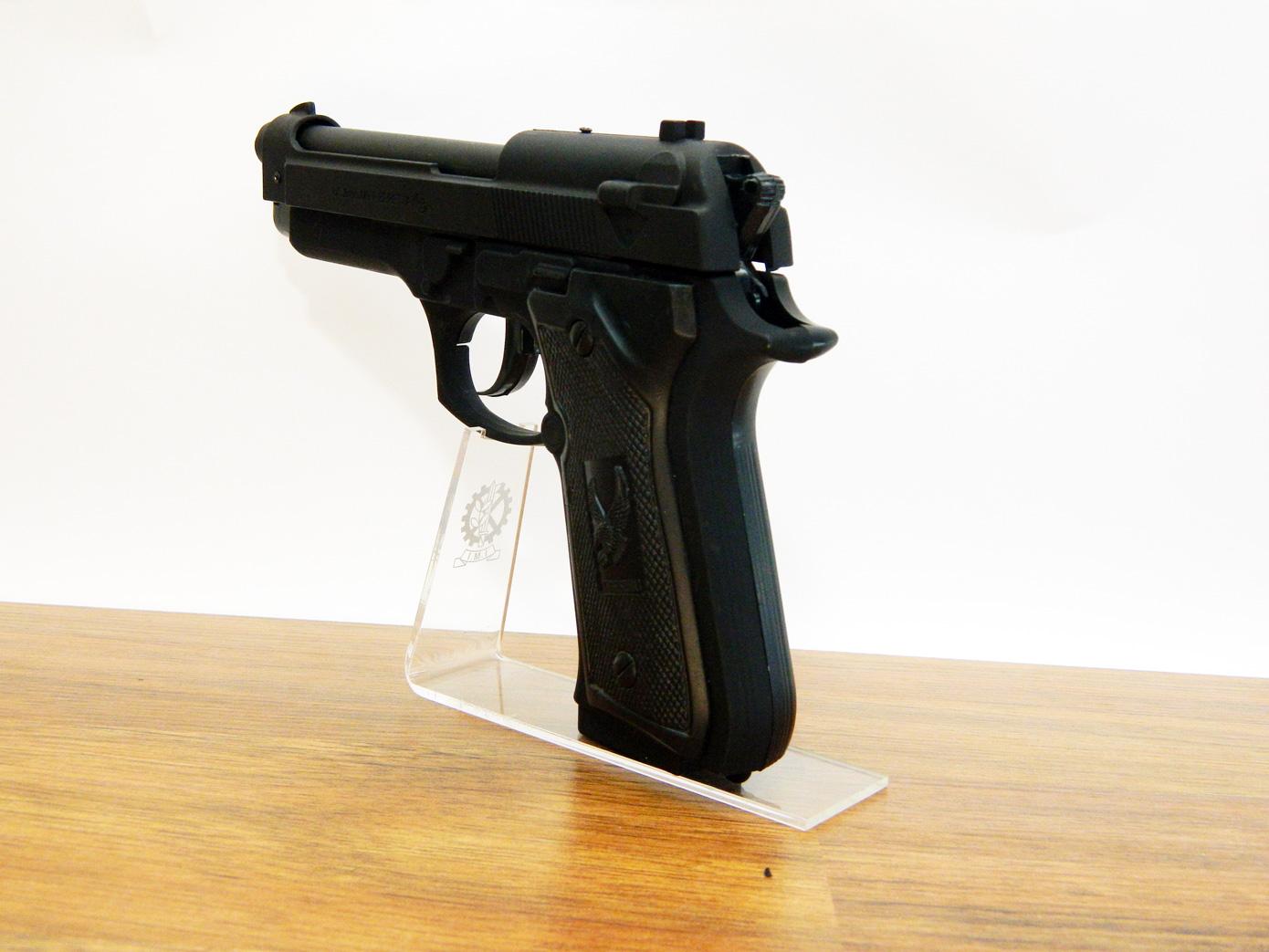 Пистолет Beretta F92 Black изображение 2