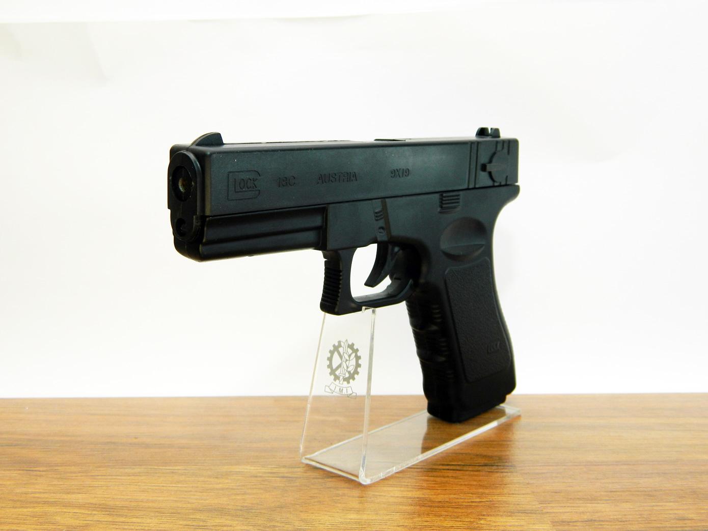 Пистолет Glock G17 изображение 0