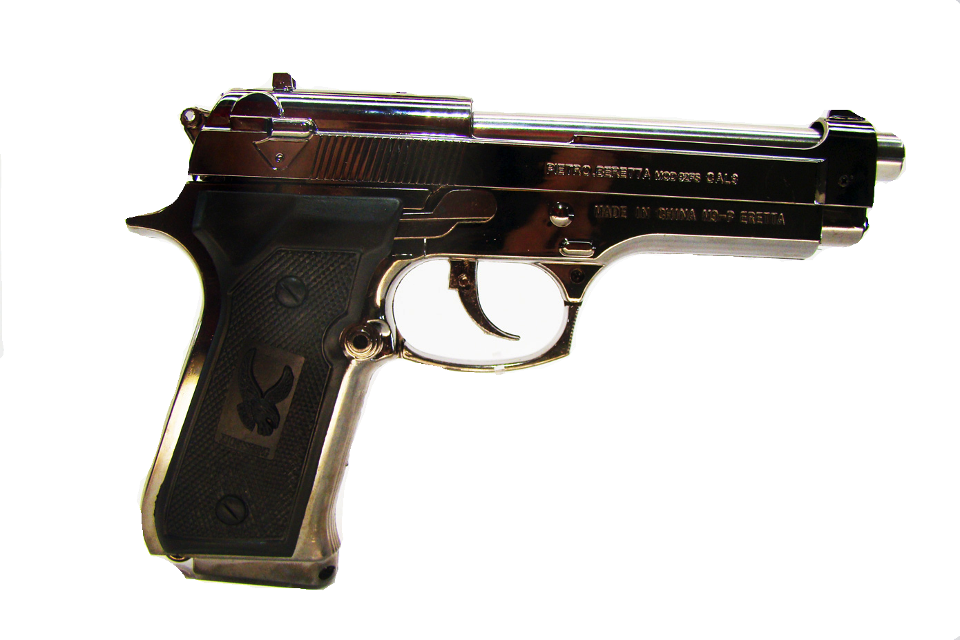 Зажигалка в виде пистолета Beretta F92