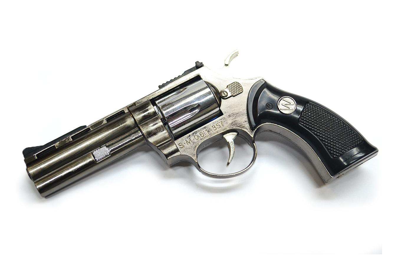 Зажигалка в виде револьвера Colt Python