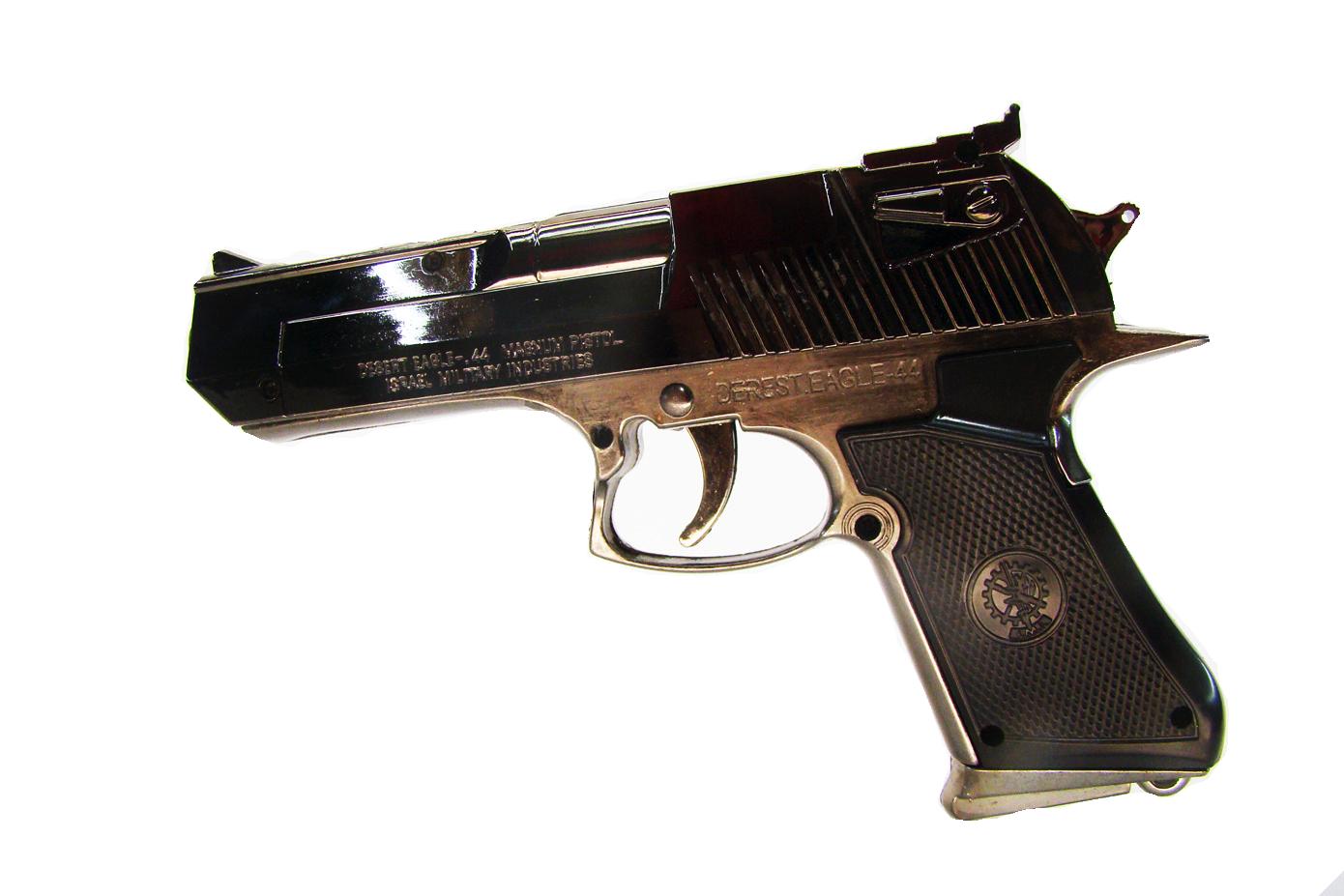 Зажигалка в виде пистолета Desert Eagle Magnum