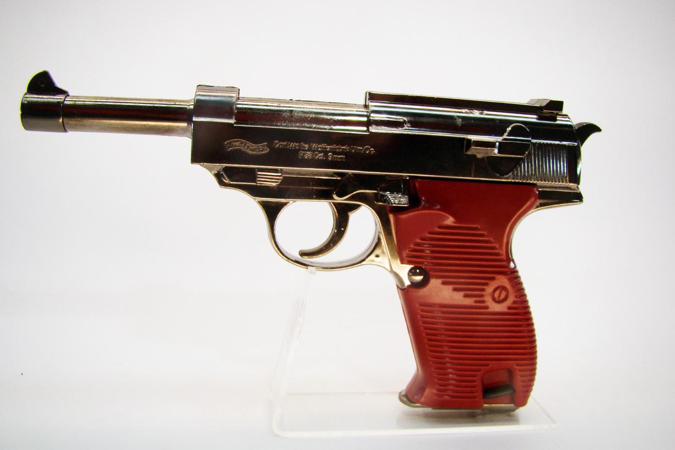Пистолет Walther P38 изображение 0