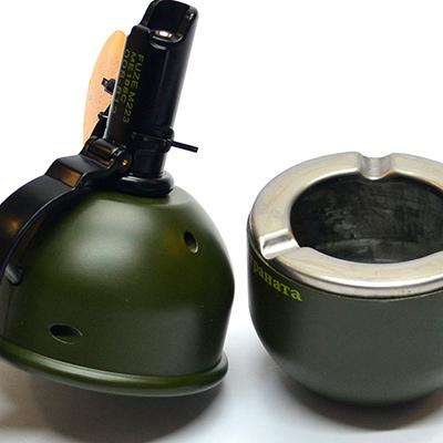 Зажигалка в виде гранаты РГД-5