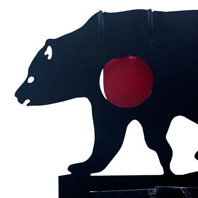 Мишень Медведь на треноге