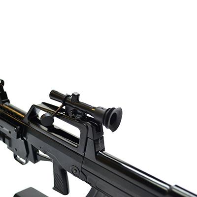 Макет штурмовой винтовки QBZ-95